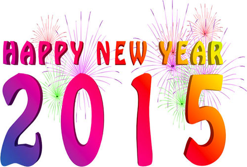 Free New Years Clip Art 2015 .