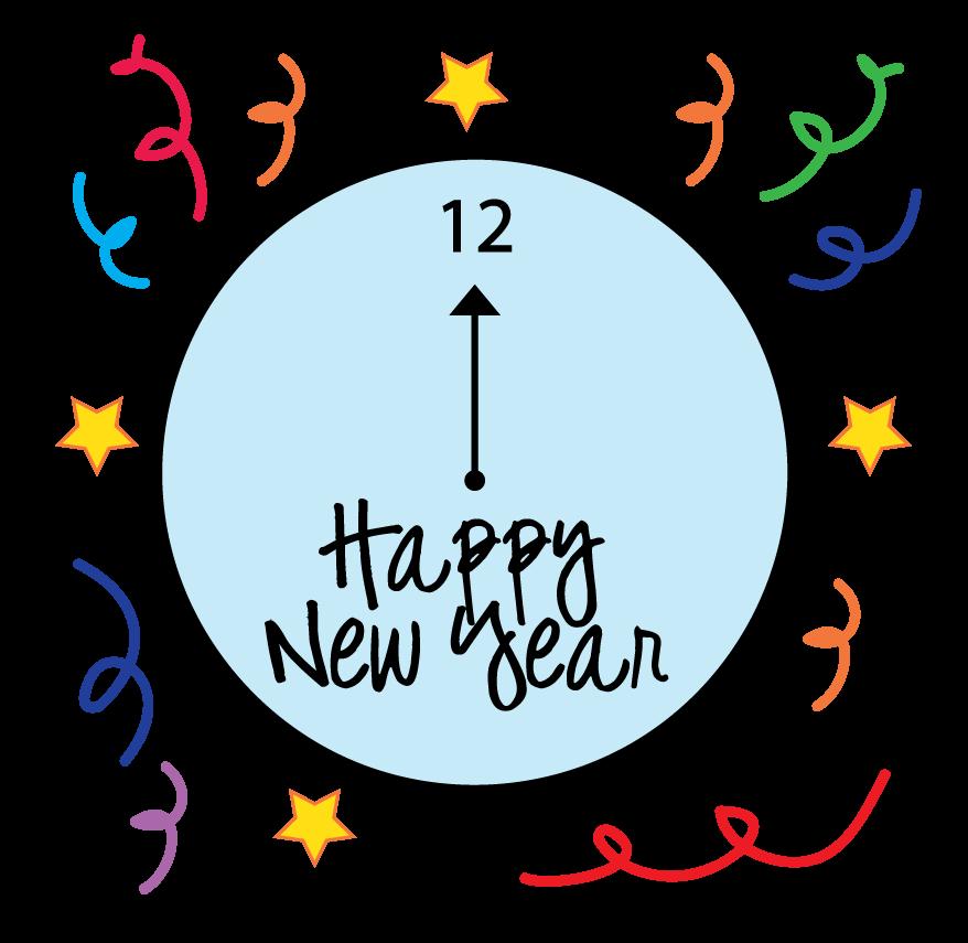 Free New Years Clipart .-Free New Years Clipart .-2