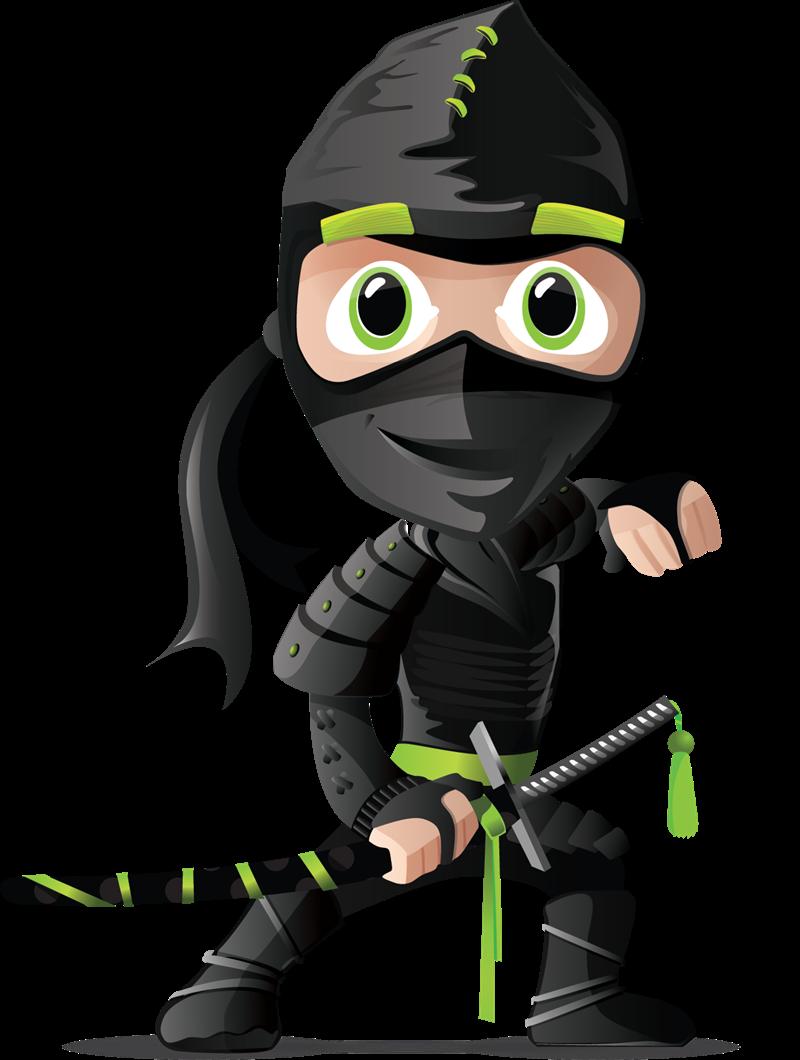 Free Ninja Clip Art