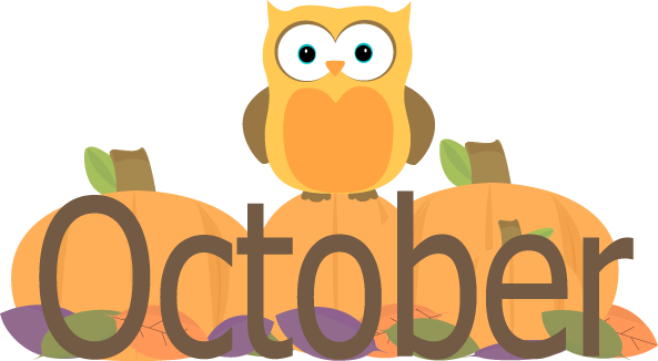 Free October Clipart