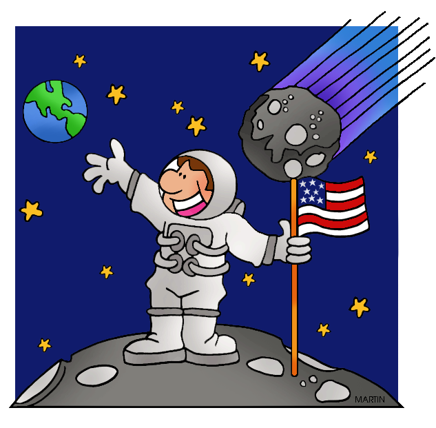 Free outer space clip art by .