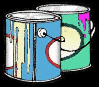 Free Paint Cans Clipart #1-Free Paint Cans Clipart #1-13