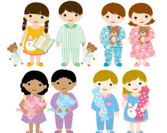 Free Pajama Clipart. Pajamas Pictures-Free Pajama Clipart. Pajamas Pictures-4