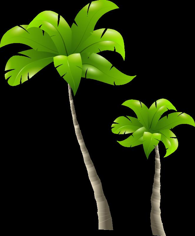 Free Palm Trees Clip Art-Free Palm Trees Clip Art-9