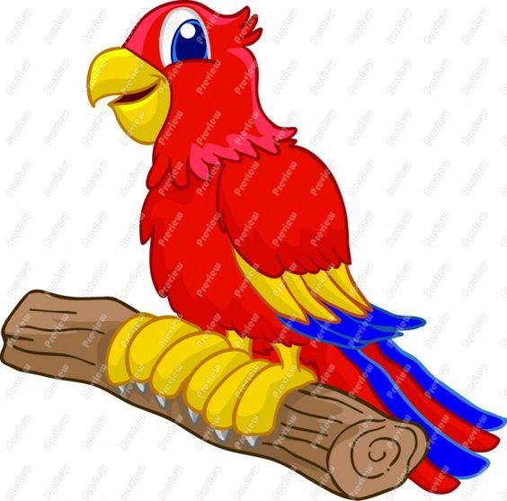 Free Parrot Clip Art   Cartoon Parrot Cl-free parrot clip art   Cartoon Parrot Clip Art-6