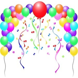 Free Party Clip Art Image .