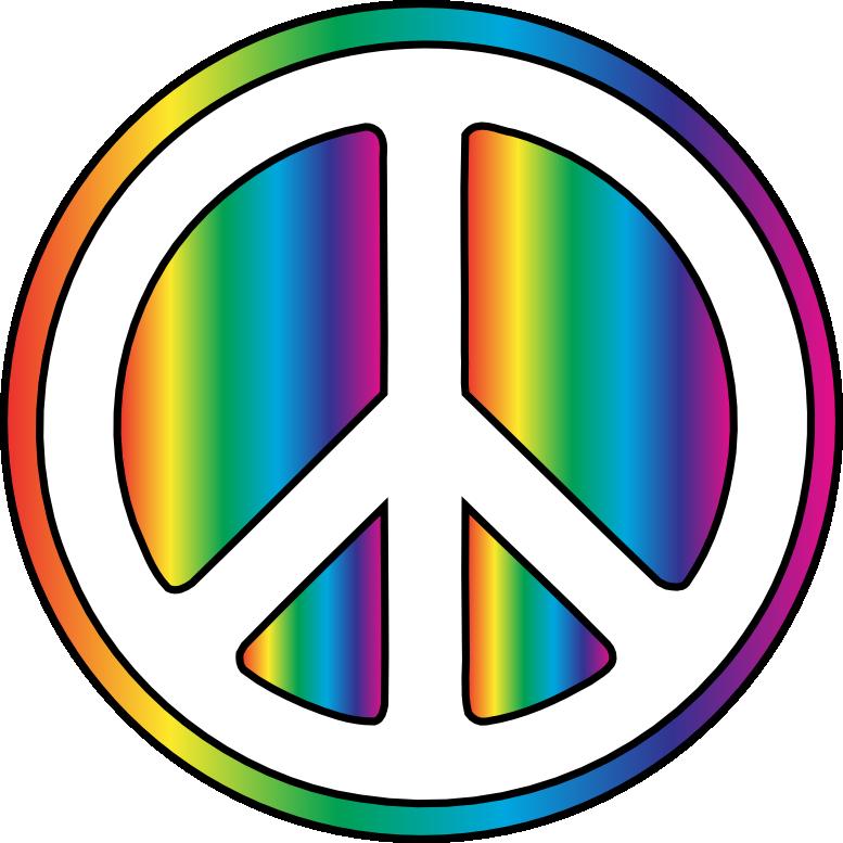 Free Peace Sign Clip Art