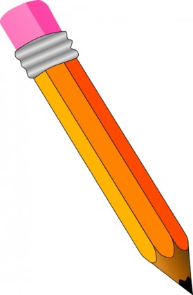 Free pencil clipart - ClipartFox