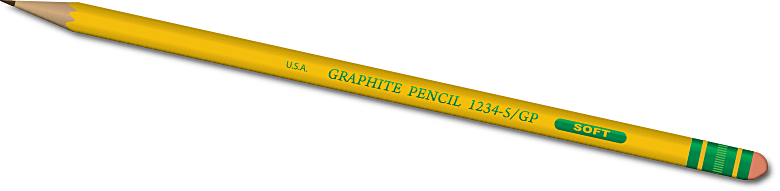 Free Pencil Clipart - Free Pencil Clipart