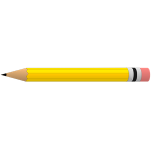 Free Pencil Clipart Pencil .