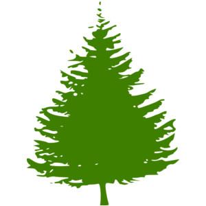Free Pine Tree Clip Art .-free pine tree clip art .-4