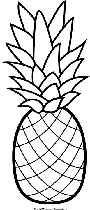 Free Pineapple Clip Art of Pineapple clipart free clip art hair image for your personal projects, presentations or web designs.