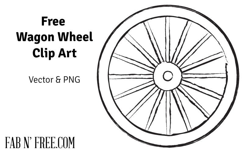 Free Pioneer Quote   Free Wagon Wheel Clip Art | Art, Wagon wheels and Wheels