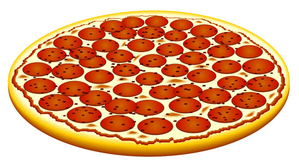 Free pizza clipart 1 page of