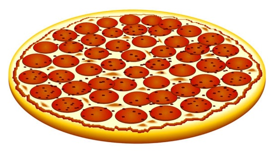 Free Pizza Clipart-Free Pizza Clipart-7