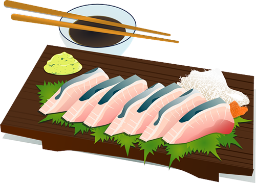 Free Plate Of Sushi Clip Art-Free Plate of Sushi Clip Art-1