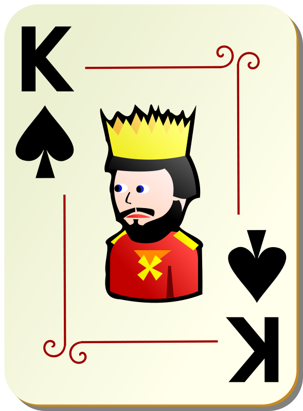 Free Playing Card Clip Art