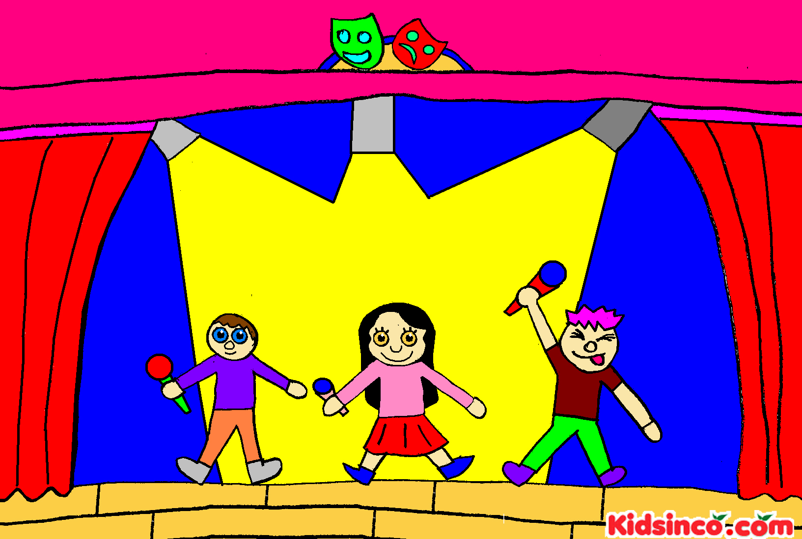 Free Playscripts For Kids Blog Archive Kids Dramatheater