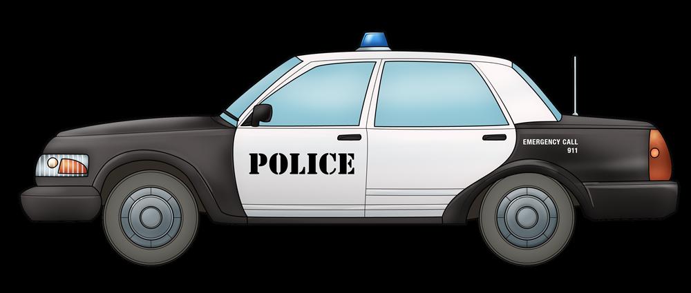 Free Police Car Clip Art-Free Police Car Clip Art-7