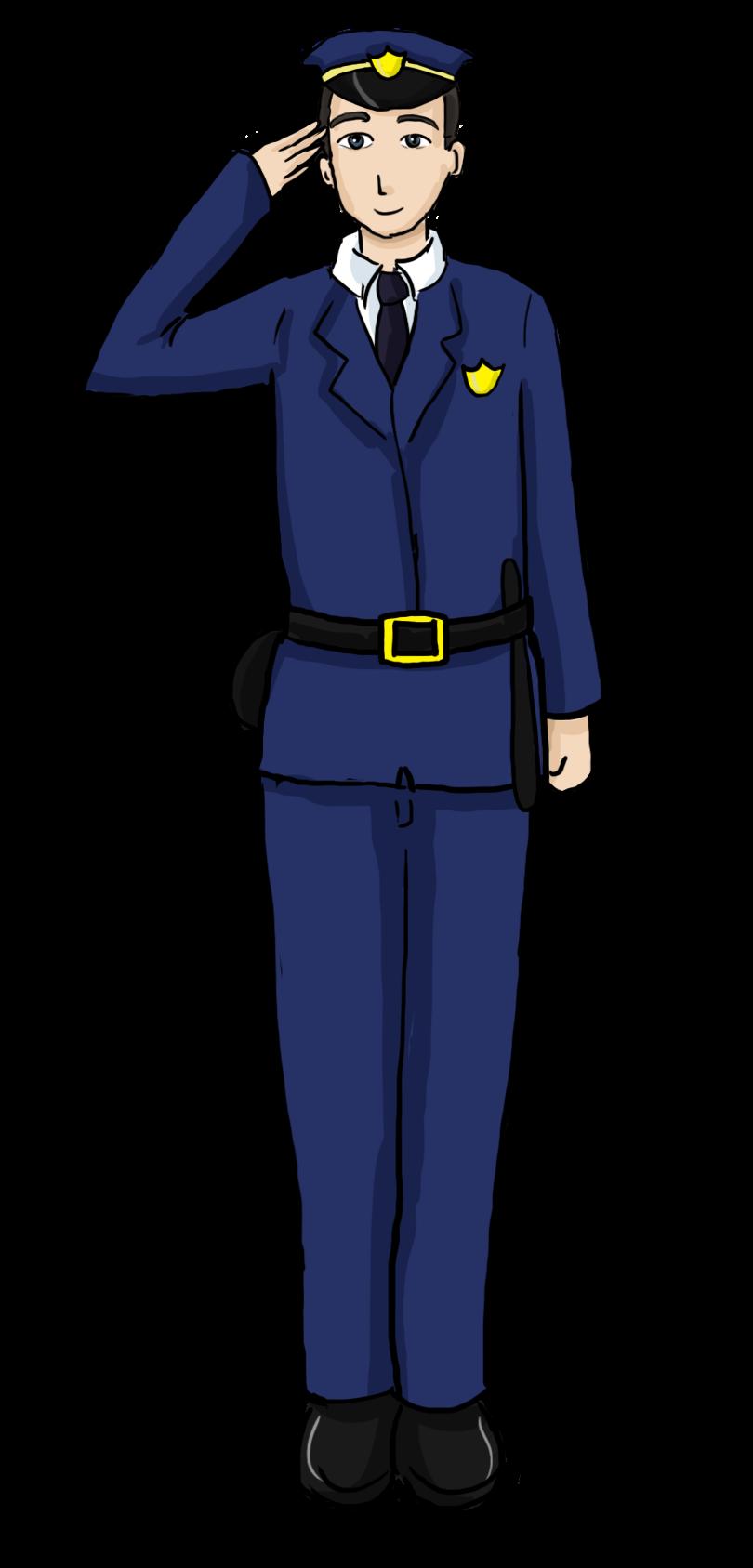 Free Policeman Clip Art