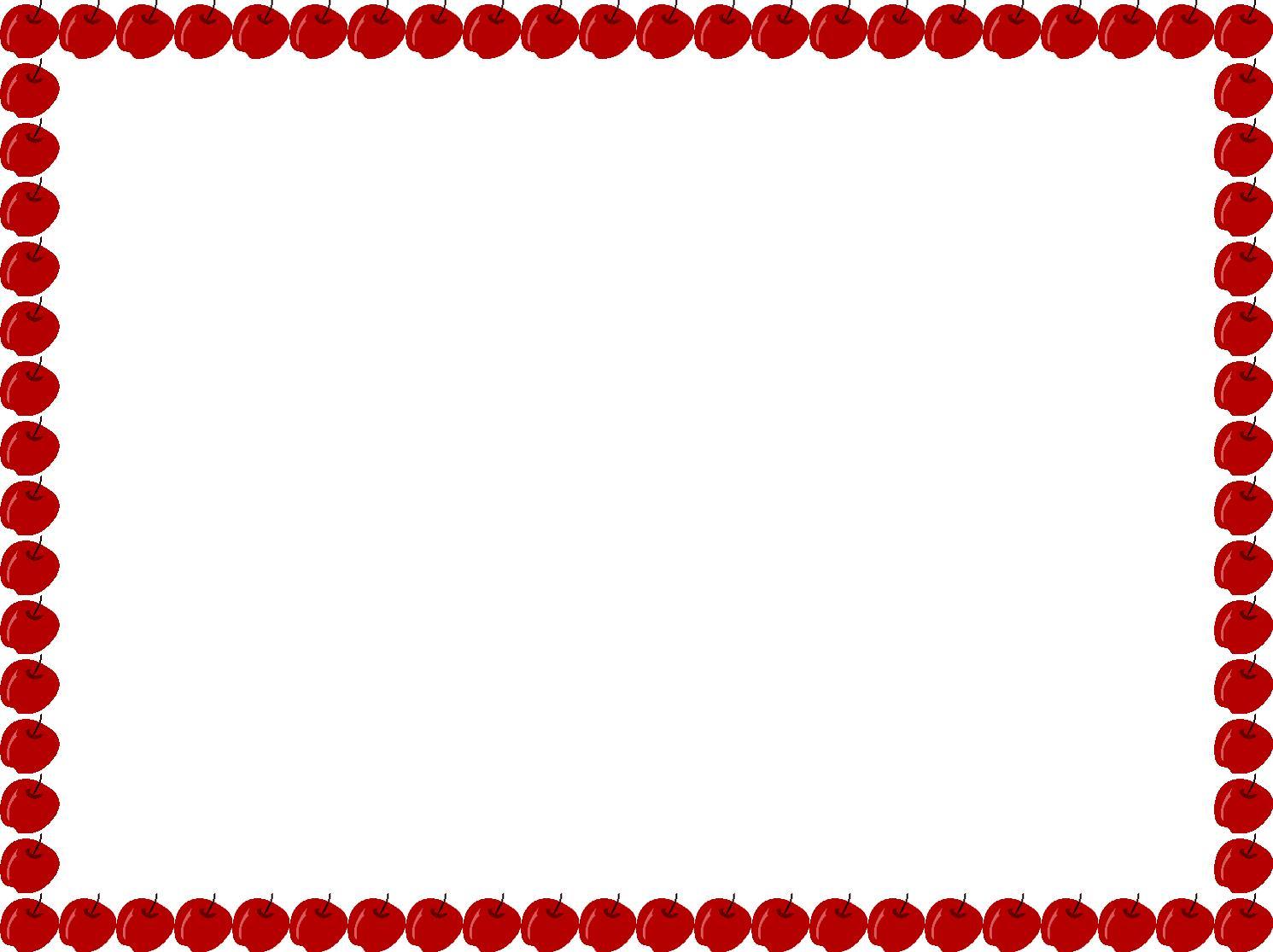 Free Polka Dot Border Clip Art Cliparts Co
