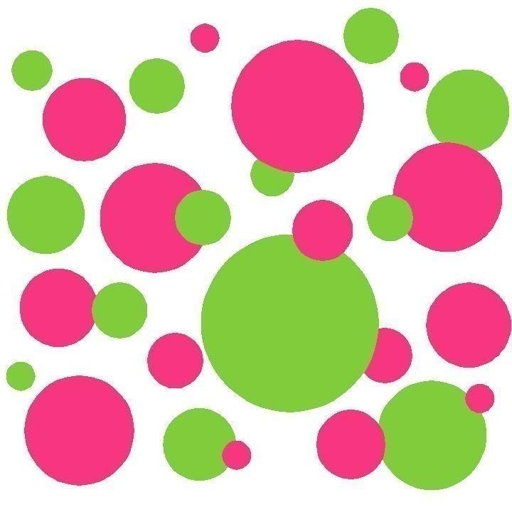 Free Polka Dot Border Clip Ar - Dot Clip Art