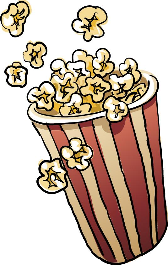 Free Popcorn Clipart Pictures Clipartall-Free popcorn clipart pictures clipartall-2