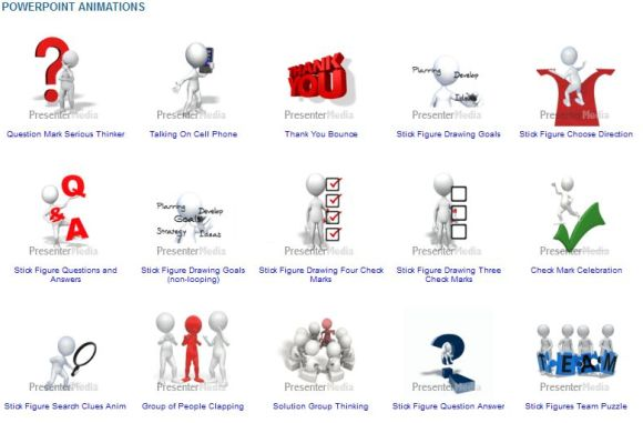 Free Powerpoint Clipart #1