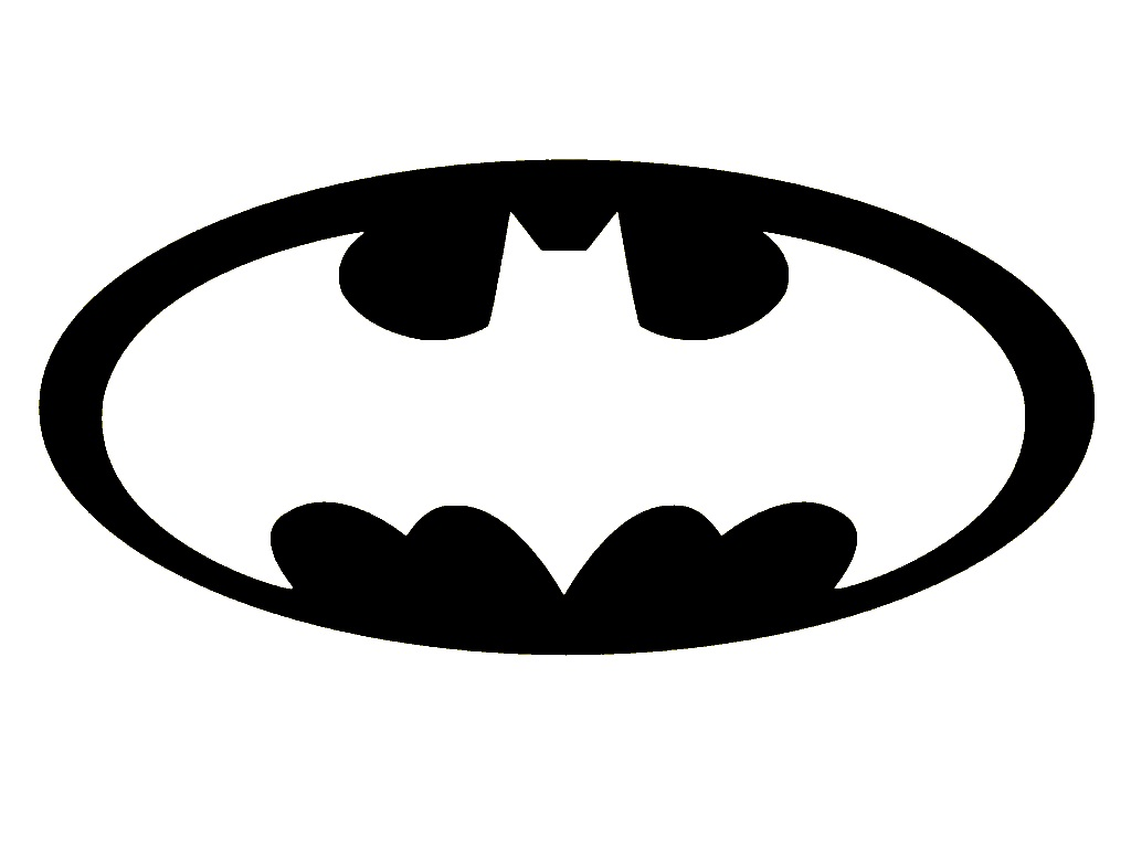 ... Free Printable Batman Logo - ClipArt Best ...