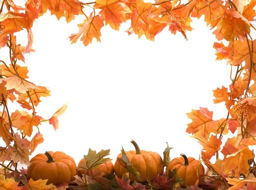 Free Printable Clip Art Borders   free-thanksgiving-powerpoint-background-2.