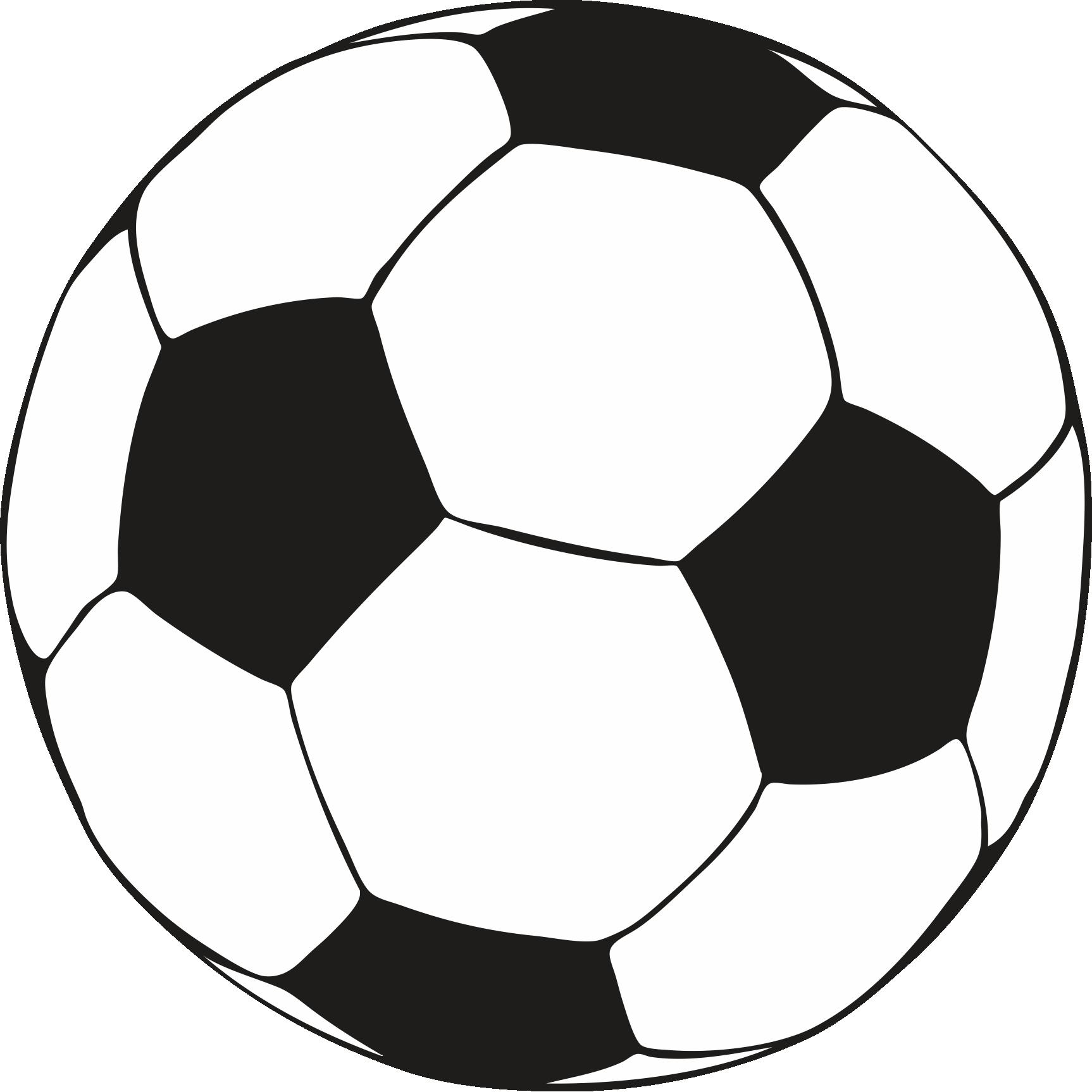 ... Free printable clip art soccer ball ...