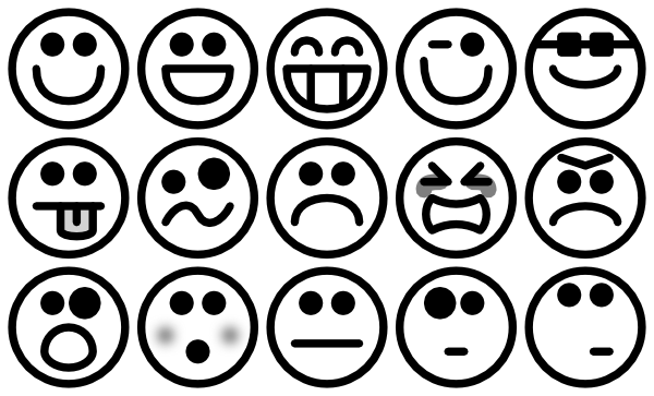 graphic about Free Printable Smiley Faces Clip Art named 12+ No cost Smiley Clip Artwork ClipartLook