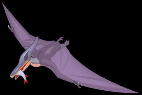 Free Pteranodon Clip Art - Pterodactyl Clipart