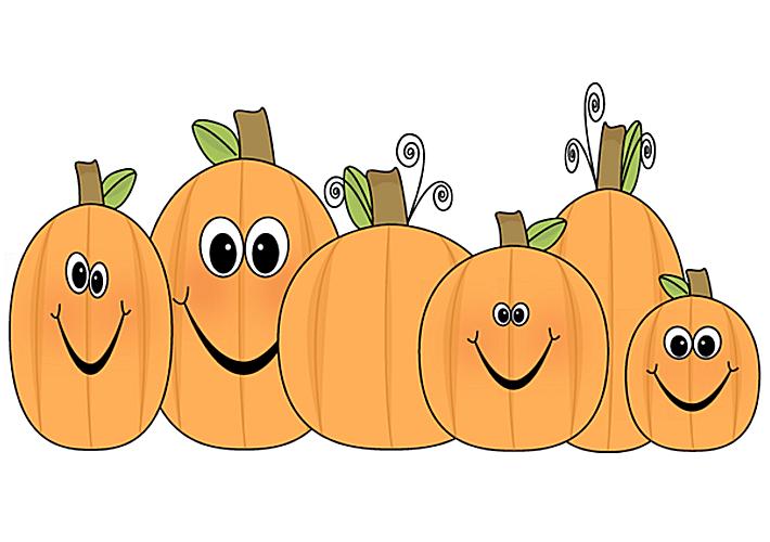 Free Pumpkin Clip Art at Clip - Free Clipart Pumpkins