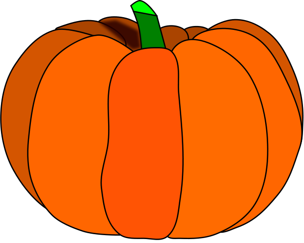free pumpkin clipart - Free Clipart Pumpkins