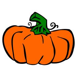 Free Pumpkin Clipart-free pumpkin clipart-7