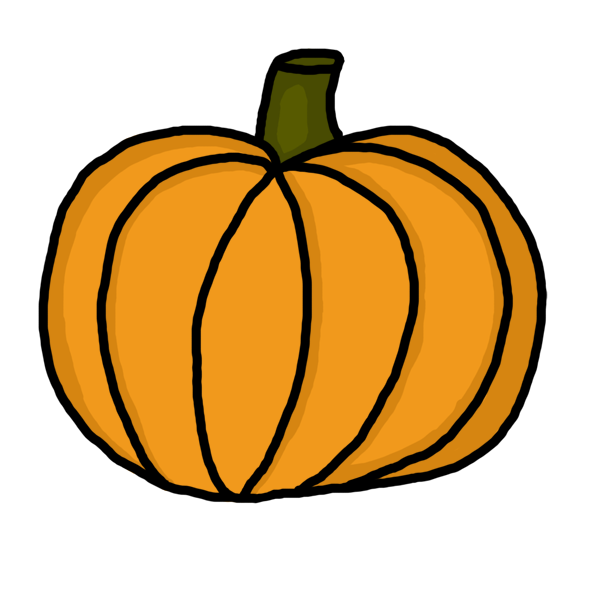 free pumpkin clipart-free pumpkin clipart-8