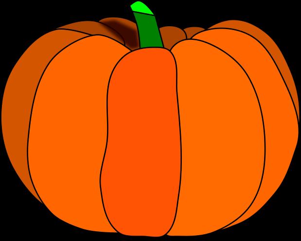 free pumpkin clipart-free pumpkin clipart-6