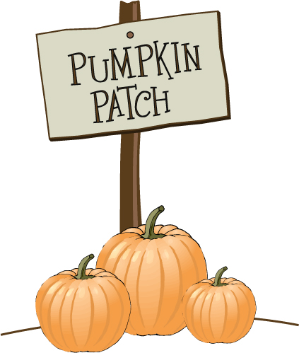 Free Pumpkin Patch Clipart . Name