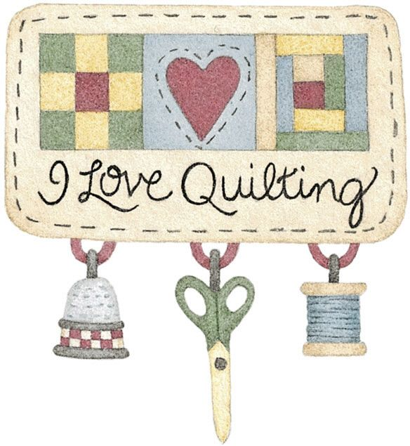 Free Quilting Clip Art | http://www.straw.