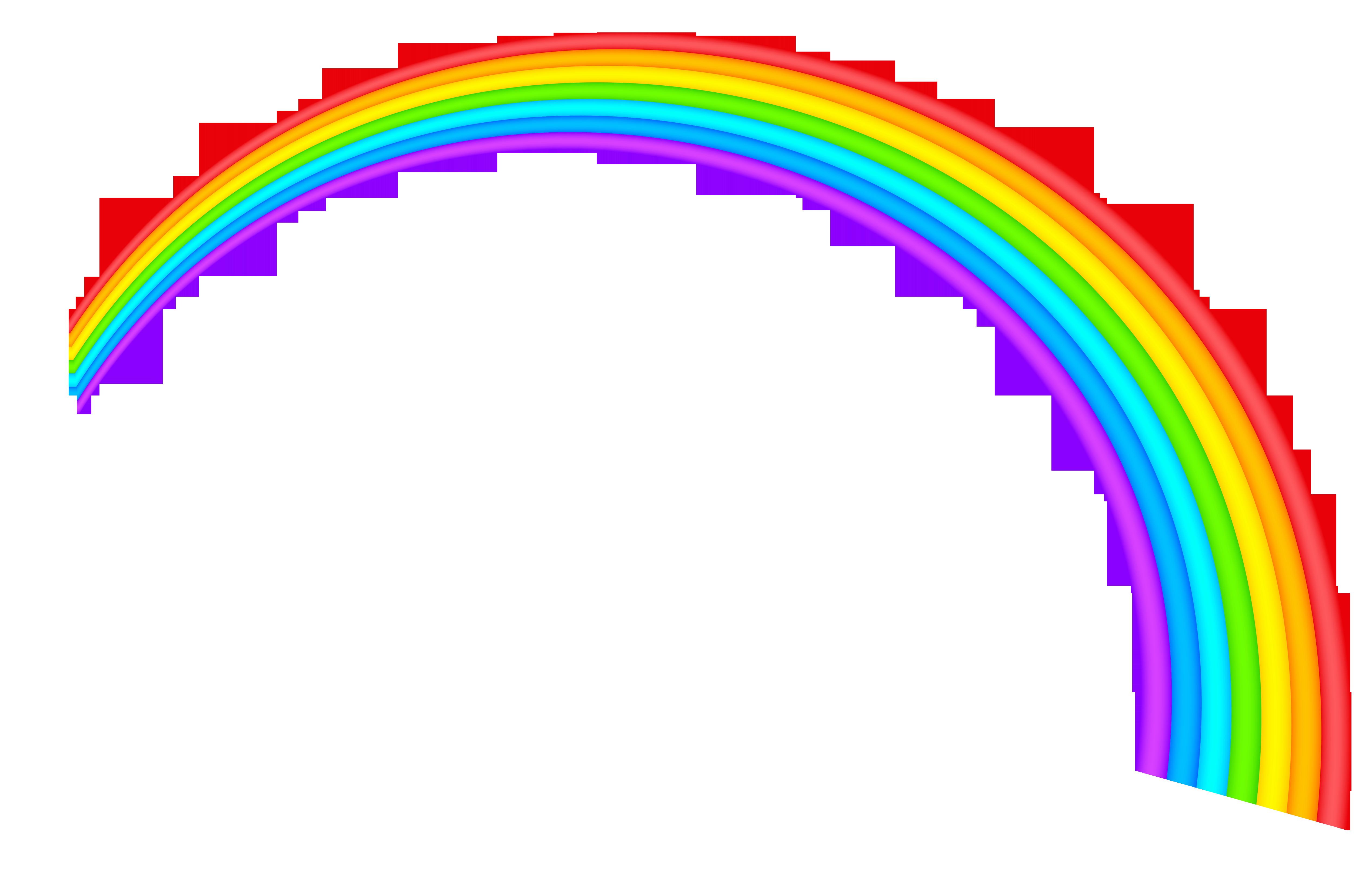 Free rainbow clipart public .-Free rainbow clipart public .-15