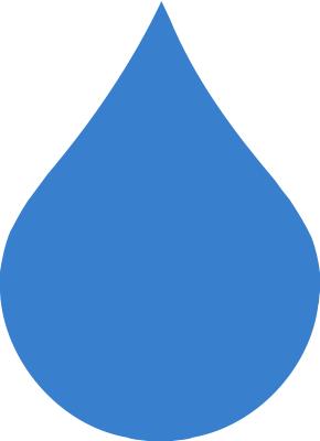 Free Raindrop Clipart - Clipart Raindrops