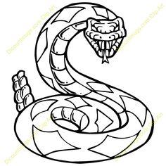 Free Rattlesnake Clipart .-Free Rattlesnake Clipart .-3