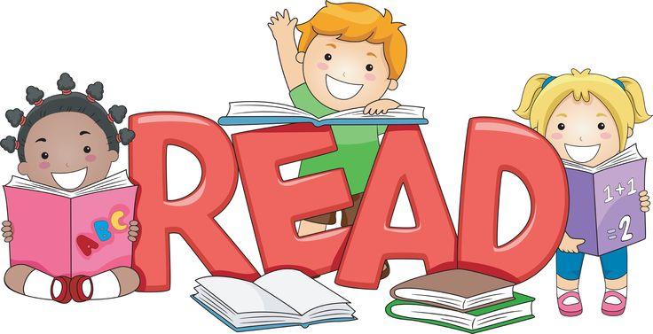 Free Reading Clipart-Free Reading Clipart-0