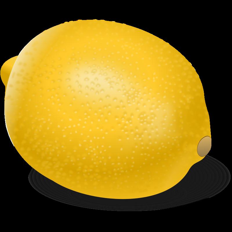 Free Realistic Lemon Clip Art-Free Realistic Lemon Clip Art-13