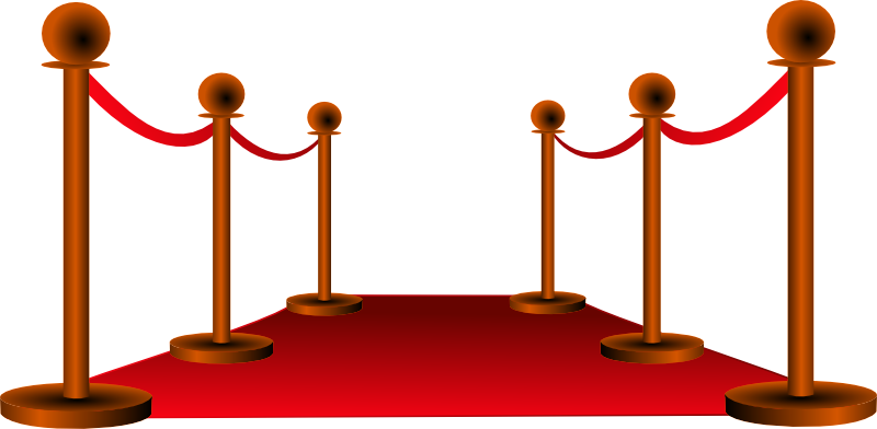 Free Red Carpet Clip Art