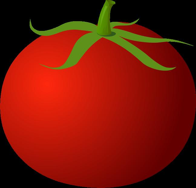 Free Red Tomato Clip Art u0026middot; tomato13
