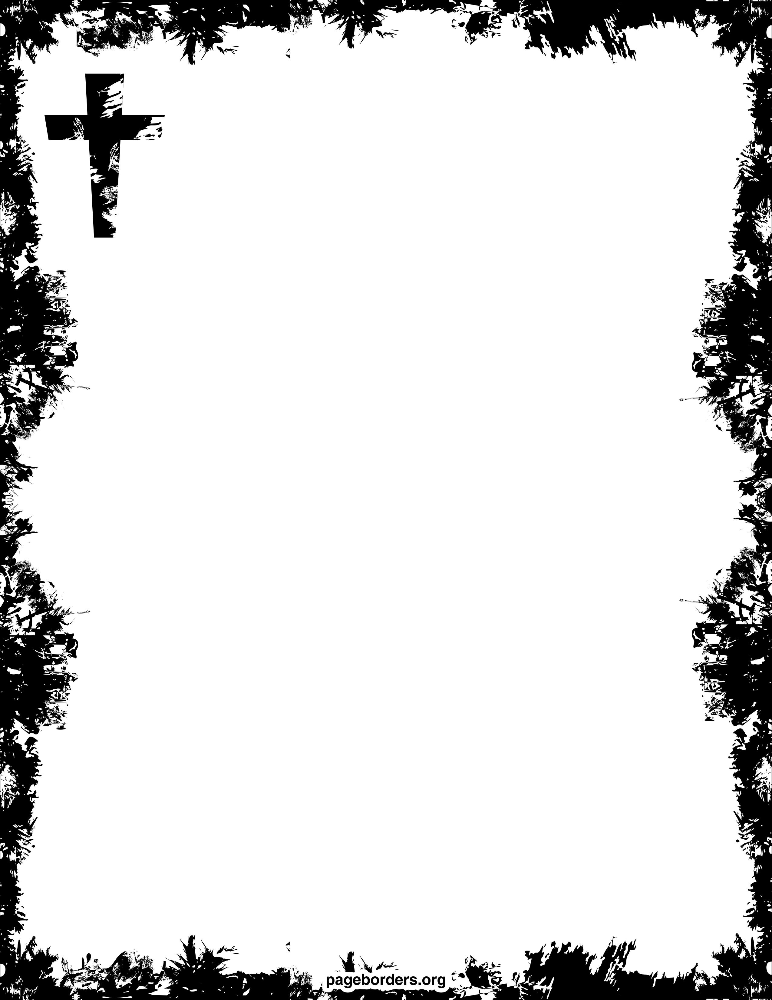 Free Religious Borders Clip Art Page Bor-Free Religious Borders Clip Art Page Borders And Vector Graphics-1