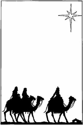 Free Religious Christmas Clipart