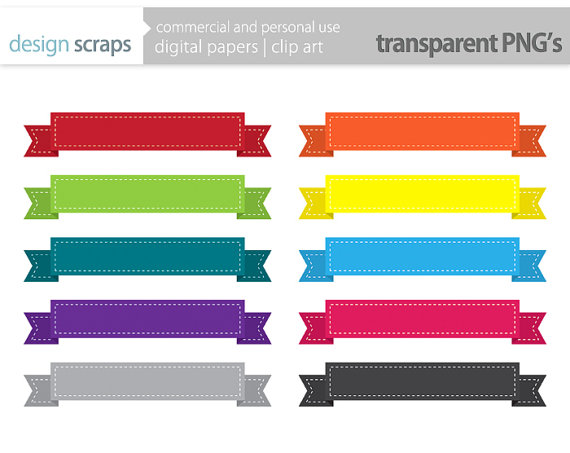 free ribbon banner clipart. banner clipart